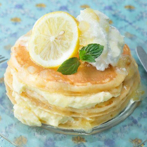 レモンパンケーキ